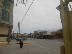 Avenidad Benito Juarez.
