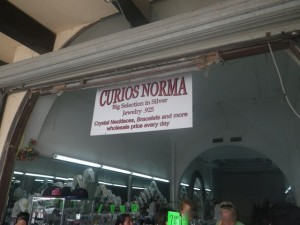 Croft, has Norma opened a store in Nuevo Progeso?