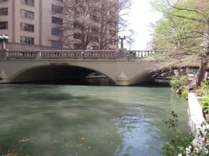 Lots of low lying bridges.