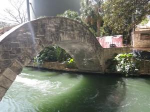 So does this cute bridge!