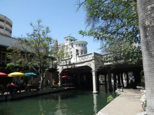 The architecture in San Antonio is mostly beautiful.