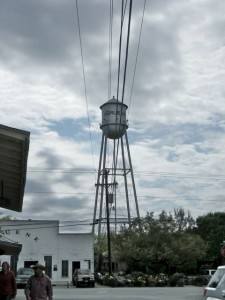 Gruene Water Tower